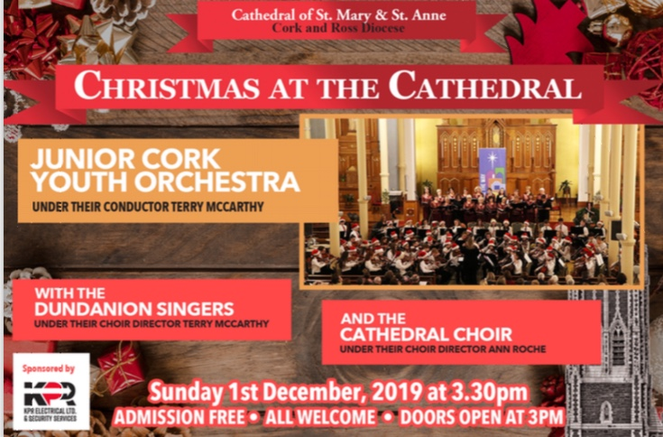 Christmas Concert 2019 – A Word of Thanks
