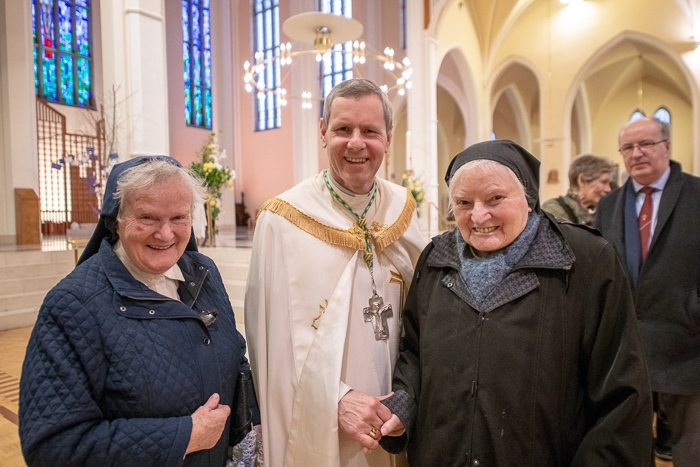 Day for Consecrated Life at Cathedral