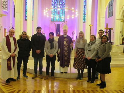 Rite of Election for Catechumens
