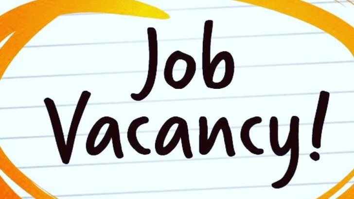 Vacancy for Parish Sacristan