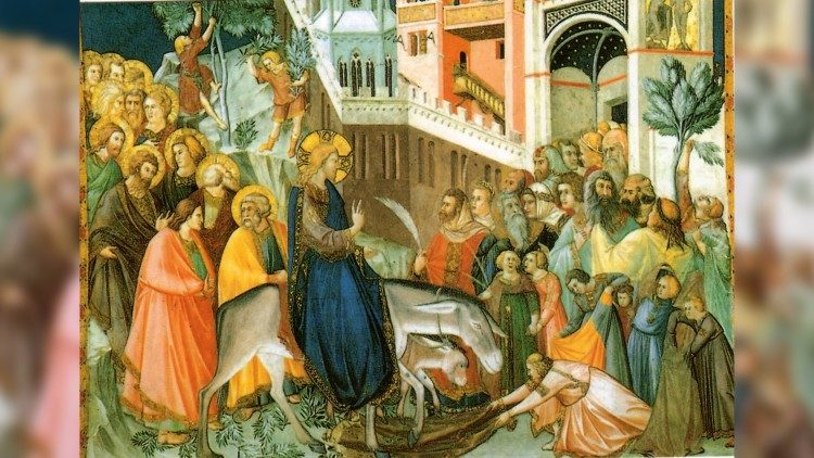 Mass Readings and Reflection for Palm Sunday April 5th 2020