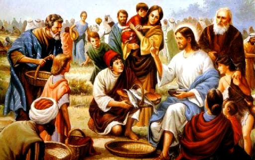 Mass Readings and Reflection 18th Sunday in Ordinary Time