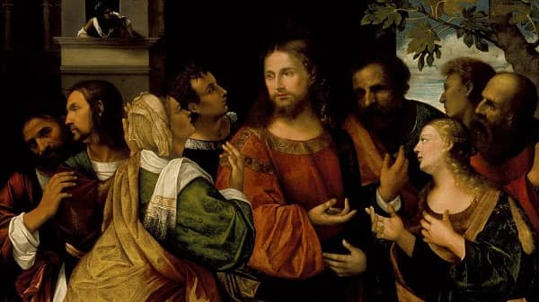 Readings and Reflection 20th Sunday in Ordinary Time